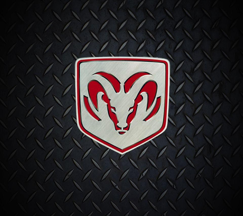 Dodge Ram Logo Wallpaper - WallpaperSafari