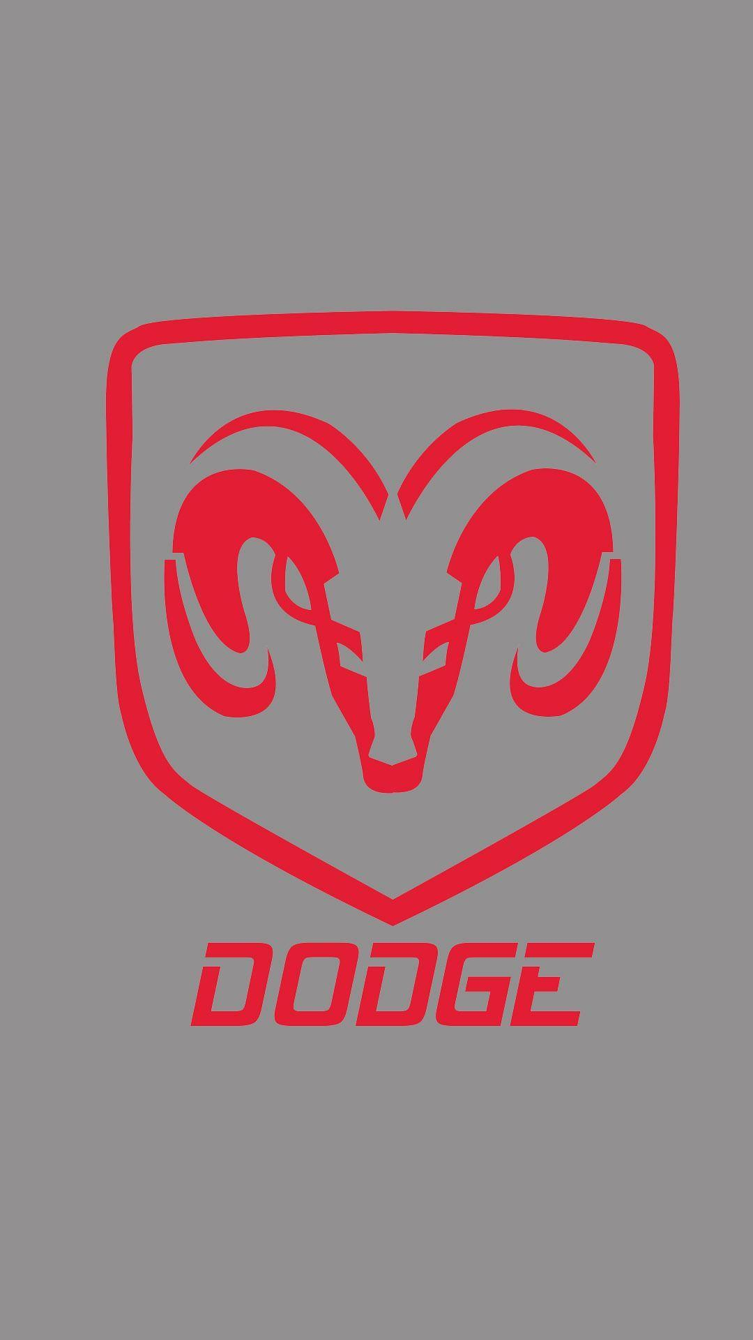 Dodge logo Mobile Wallpaper 9061