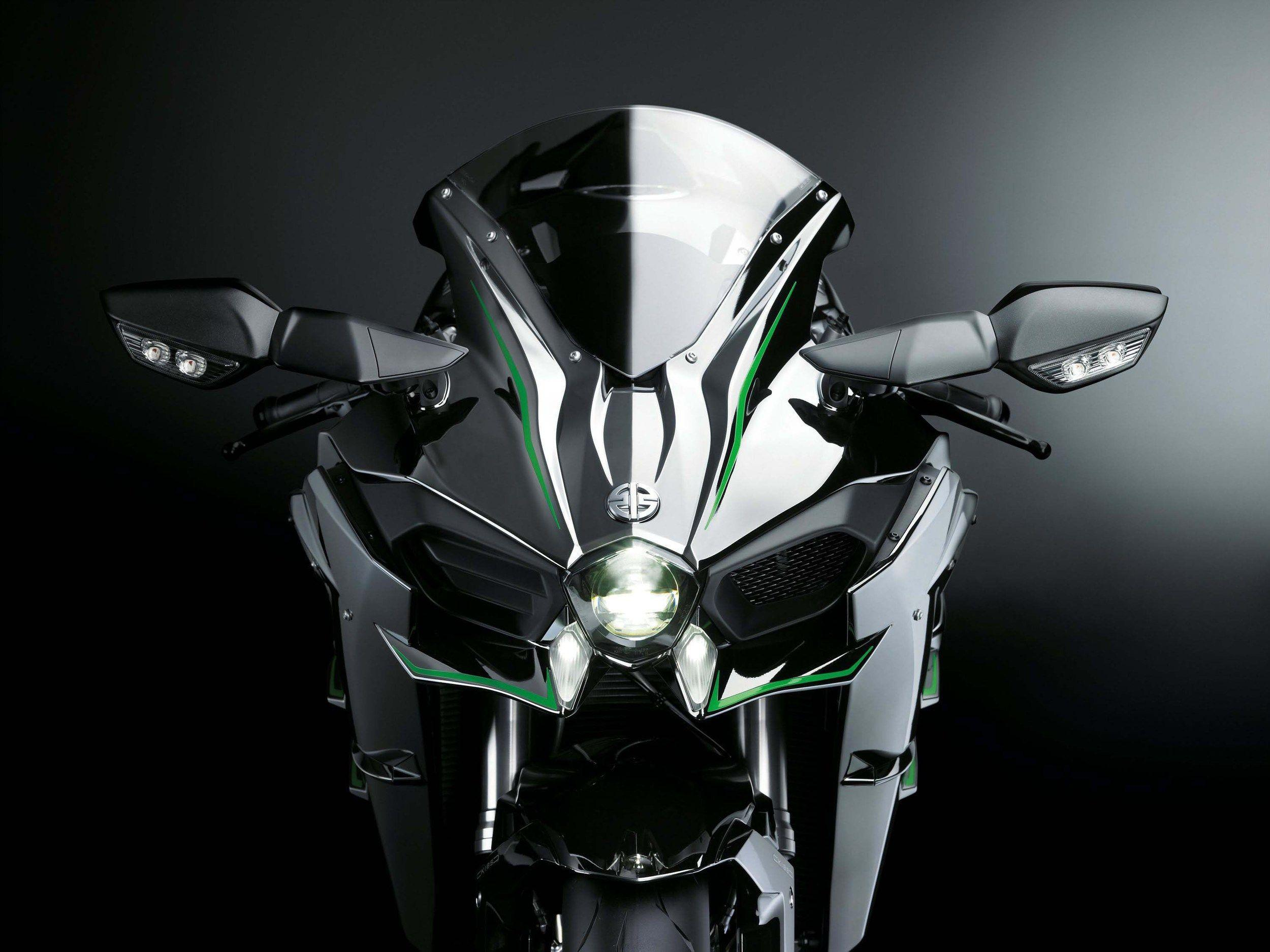 Ninja H2 Wallpapers Wallpaper Cave