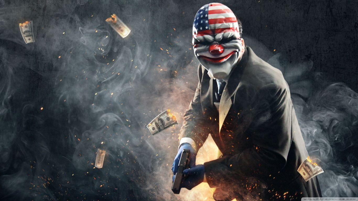 Payday 2 Wallpapers - Wallpaper Cave