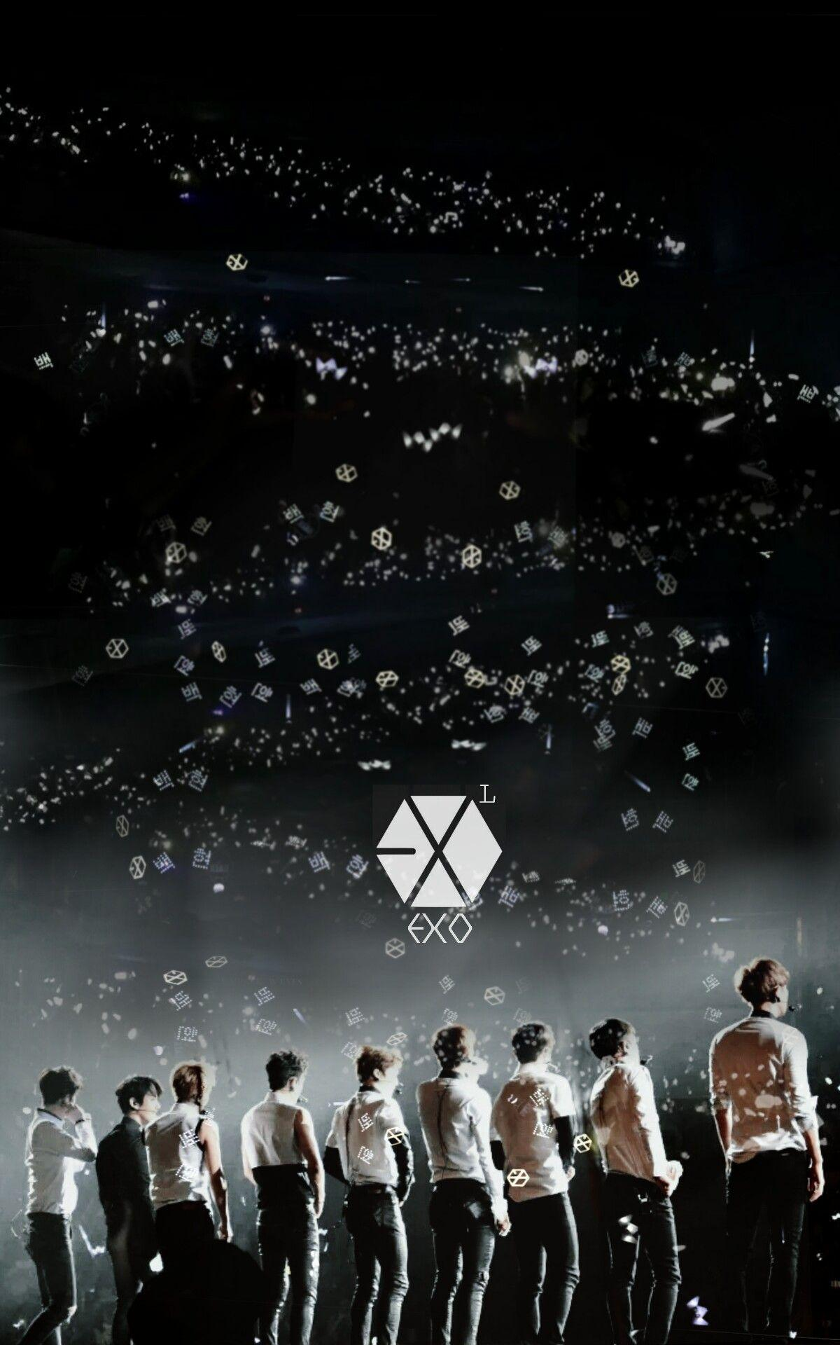 Exo Background Wallpaper