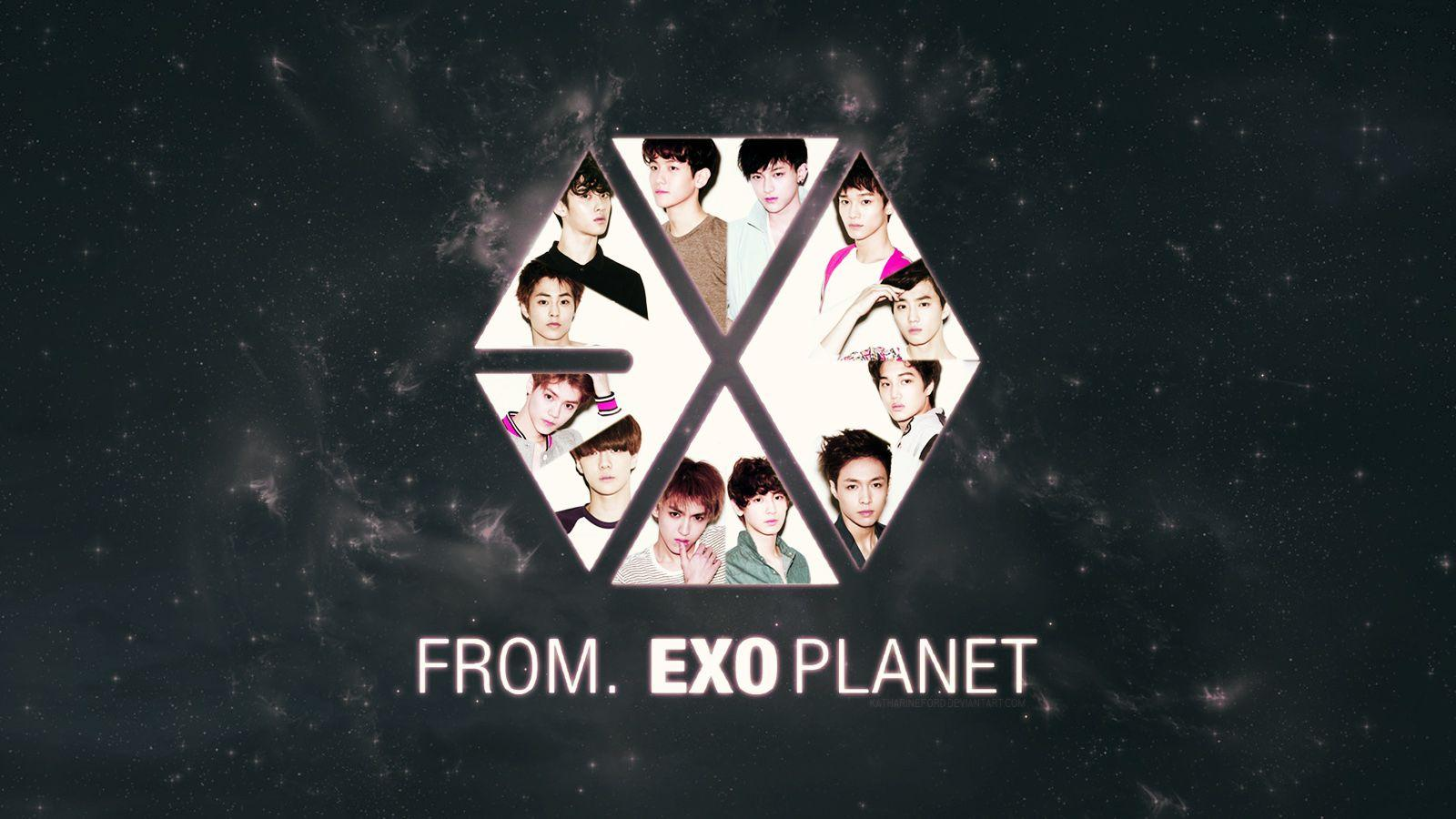 EXO-K Pop Wallpapers - Wallpaper Cave
