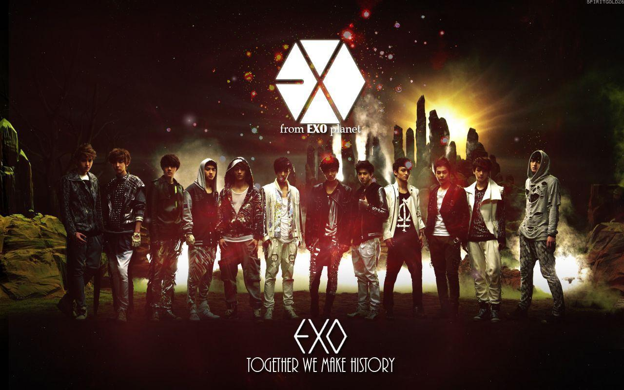 Exo From Planet Wallpapers Hd Desktop Wallpaper Cave