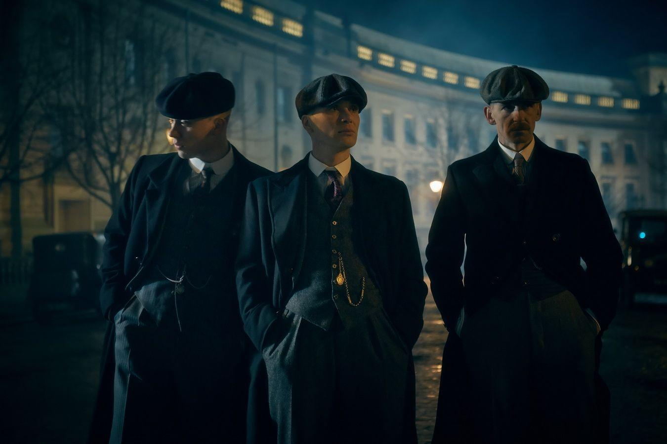 Which Peaky Blinders character are you?