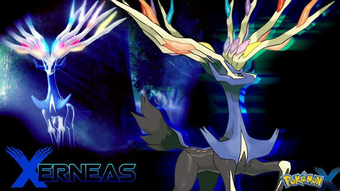 xerneas wallpapers wallpaper cave