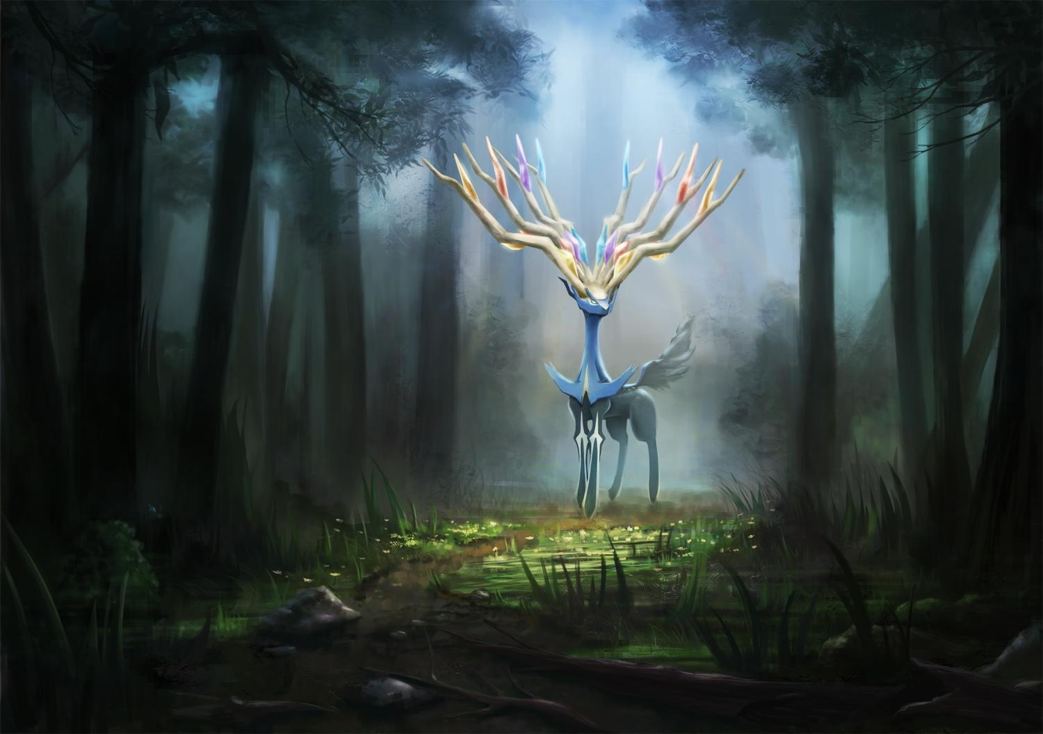 Xerneas Wallpapers, 50 Best HD Image of Xerneas, 4K Ultra HD