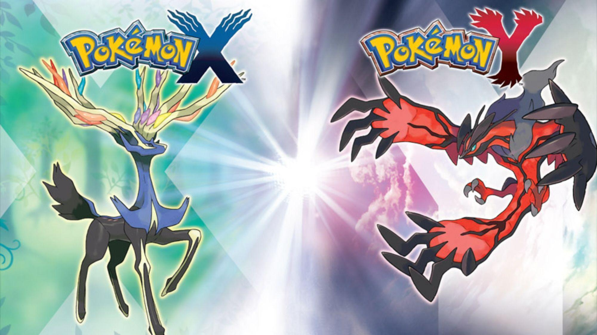 Xerneas Desktop Wallpapers