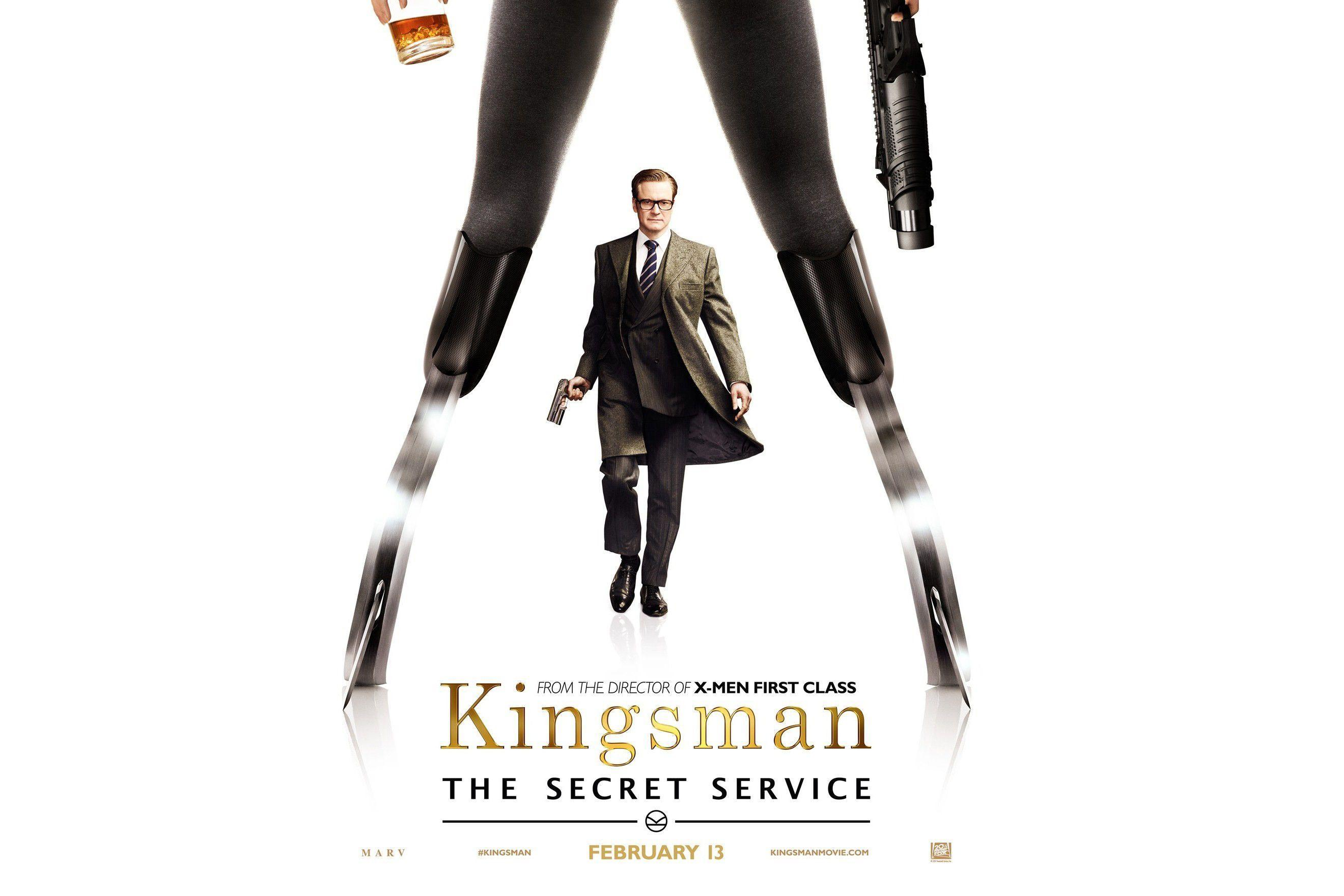kingsman the secret service wallpaper 1