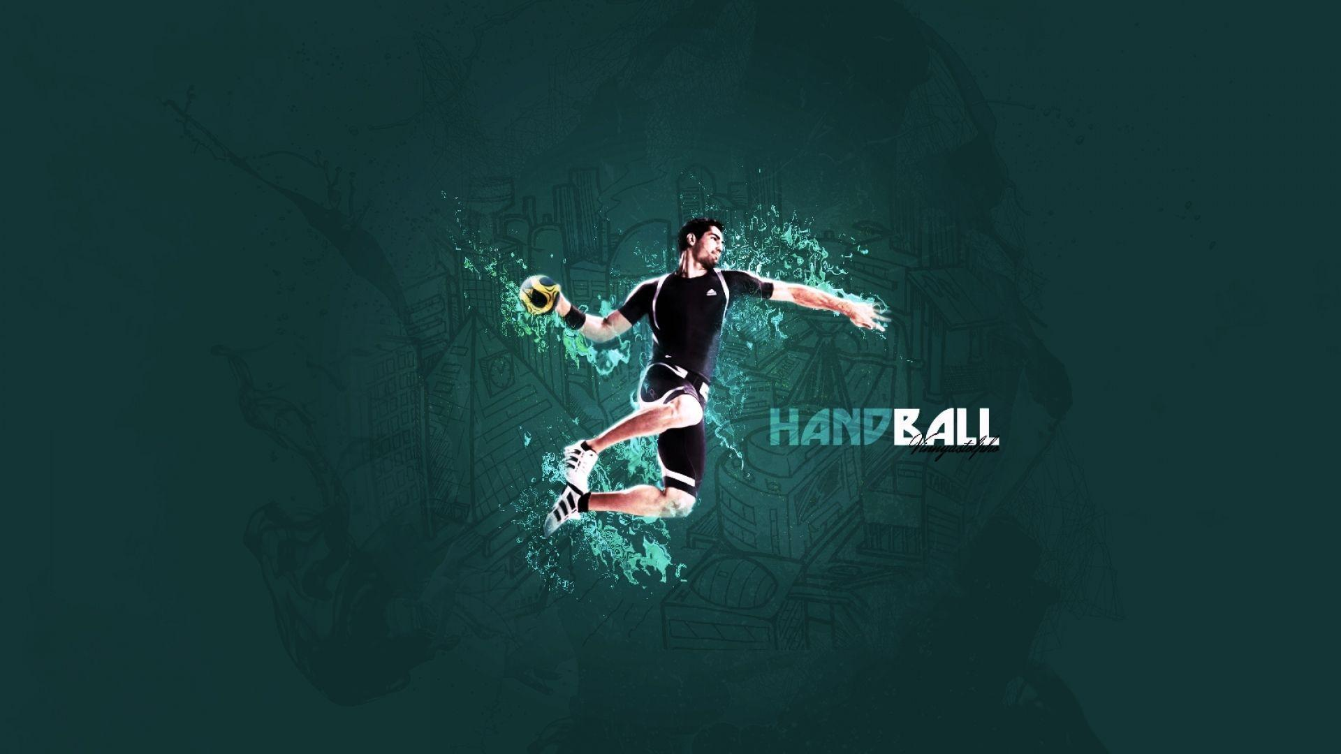 Wallpaper Handball