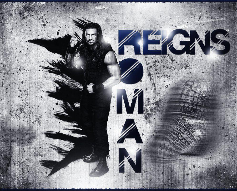 Roman Reigns Wallpapers by thetrans4med