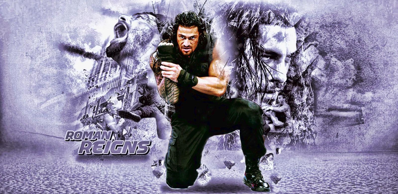 Download WWE Roman Reigns 2016 Wallpapers for Desktop – HD