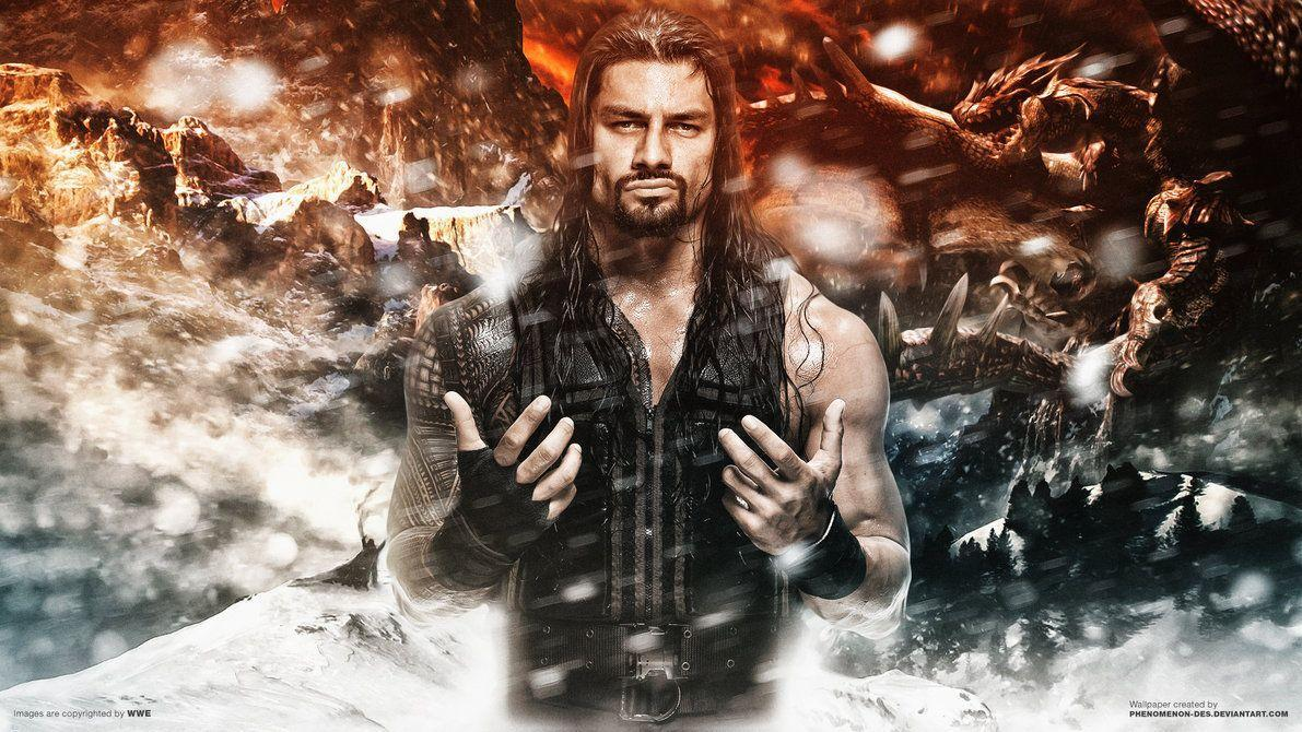 WWE Roman Reigns Wallpapers