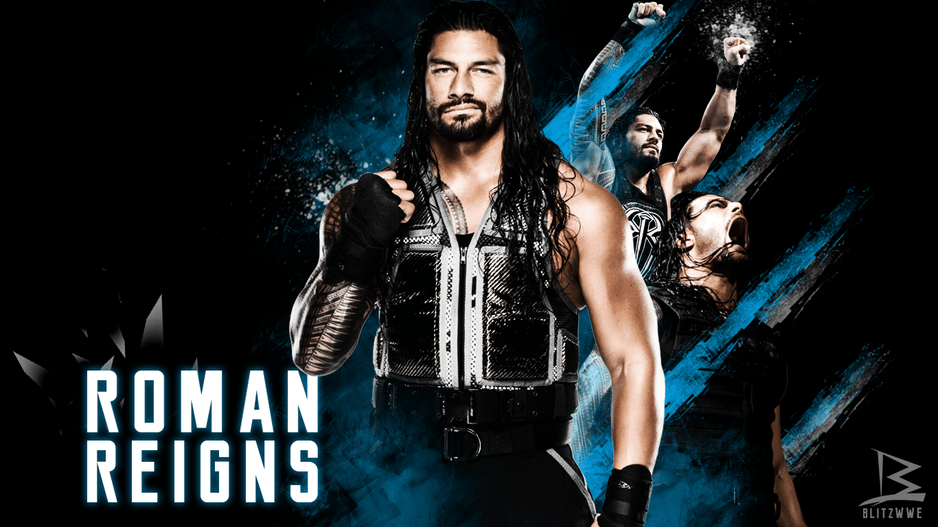Backgrounds Here Are Some Wwe I Made Squaredcircle With Roman