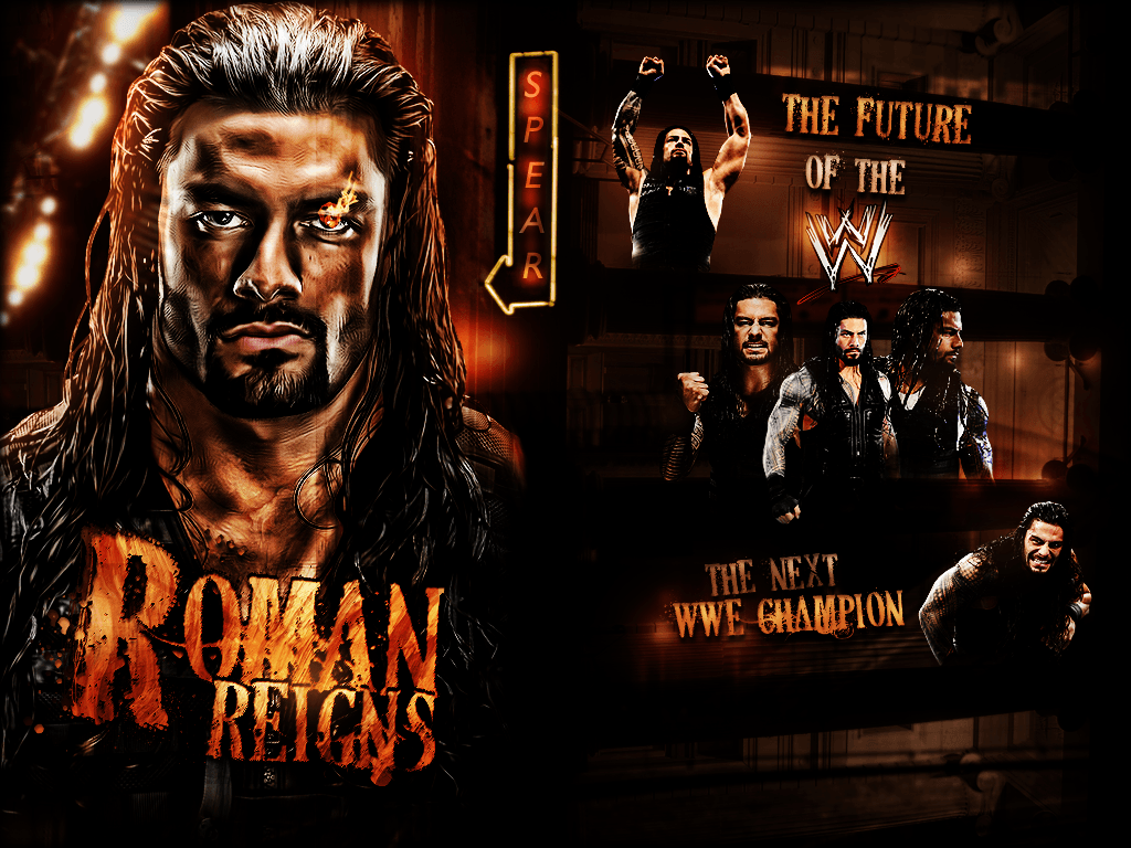 Roman Reigns Wallpapers by AliTaKeR
