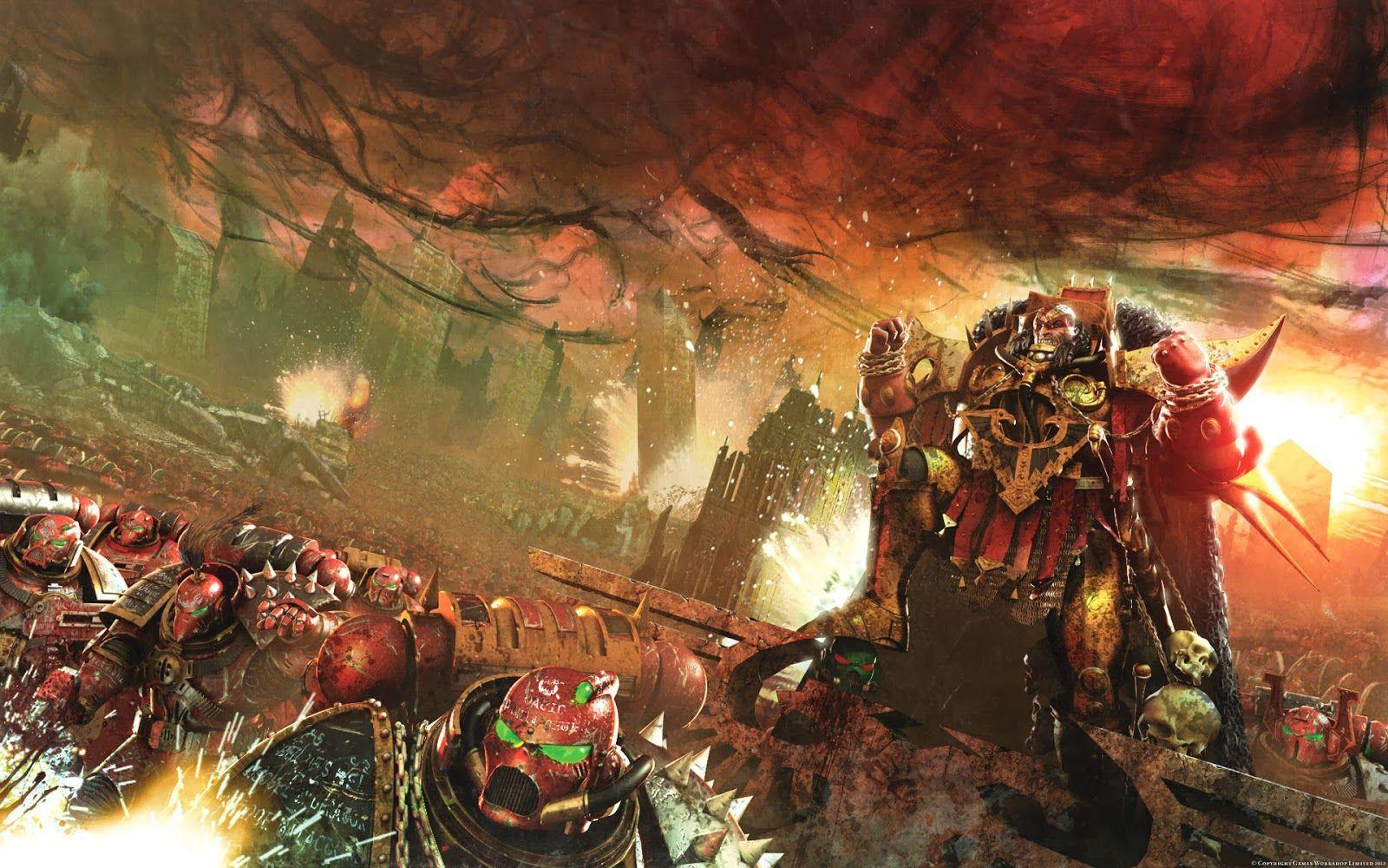 warhammer horus heresy hd wallpaper - photo #5