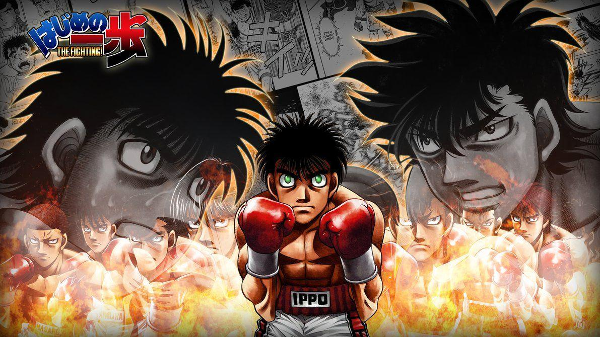 Hajime No Ippo Wallpapers Wallpaper Cave