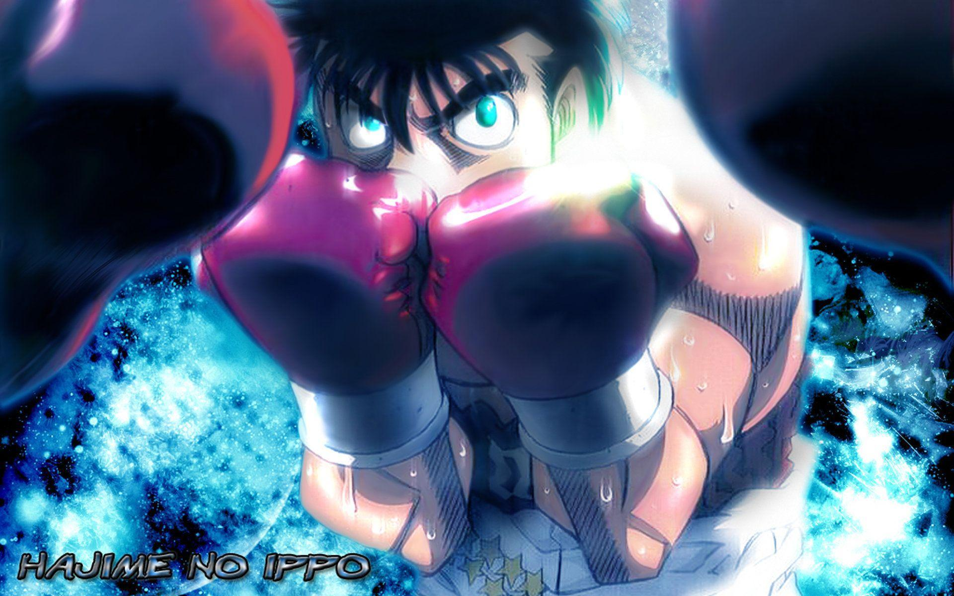 Ippo Wallpapers by wingsofwar
