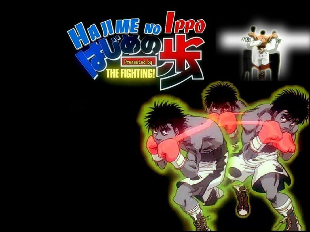17 Best image about Hajime no Ippo Serie Anime