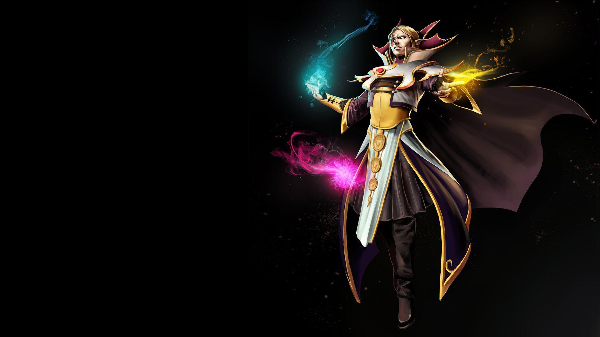 Invoker Dota  Wallpaper Wallpapersafari