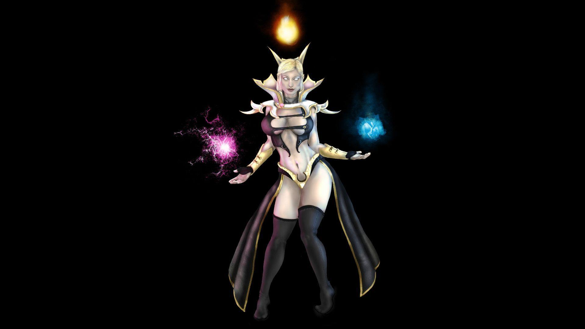 Invoker Wallpapers - Wallpaper Cave