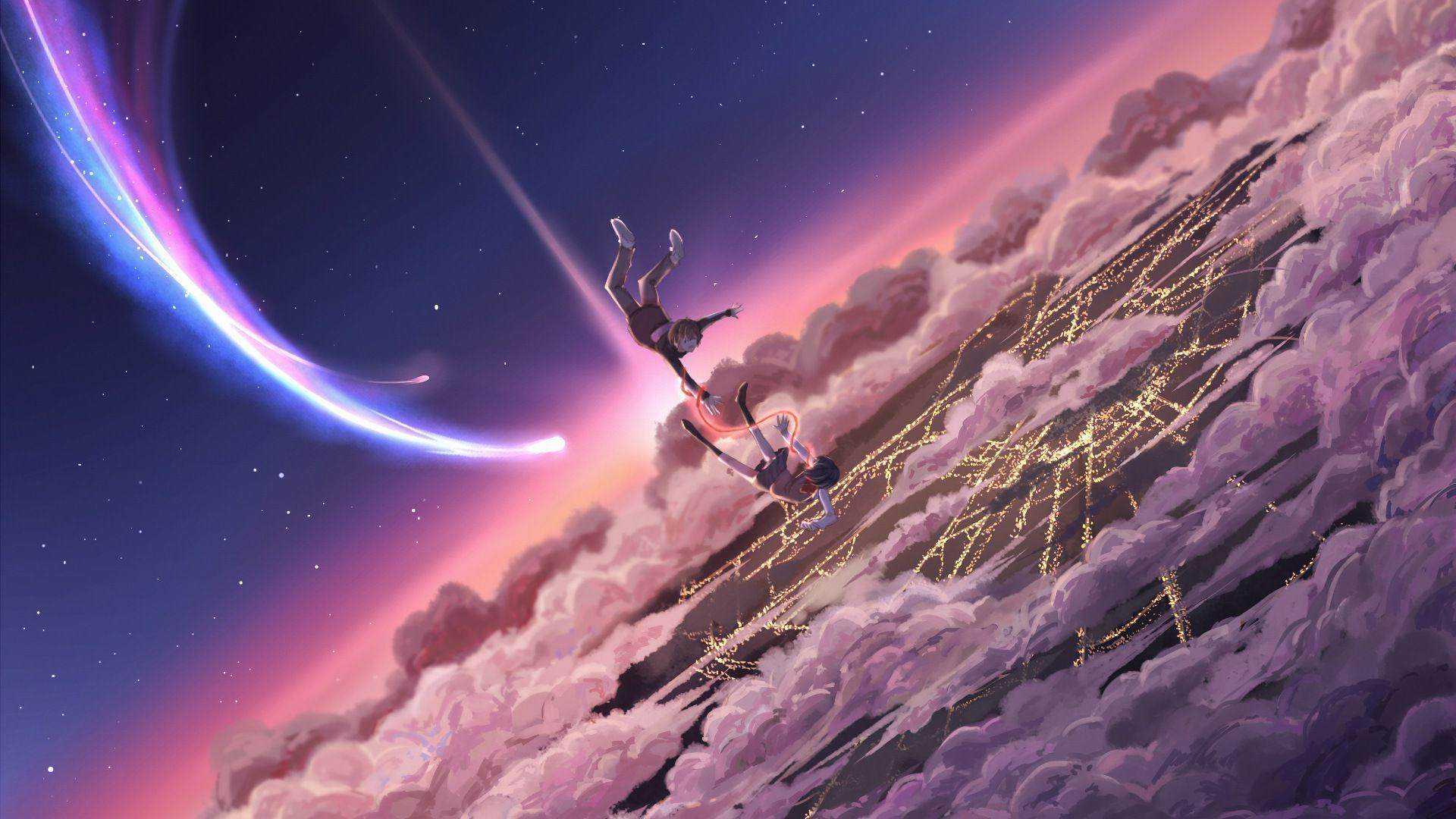 Your Name. (Kimi no Na Wa.) | Anime | 137 Wallpapers #
