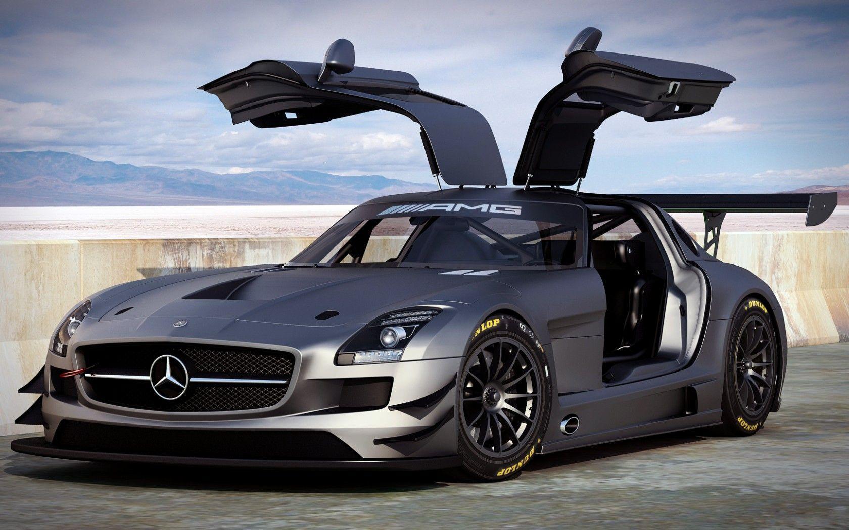 Mercedes Benz SLS AMG Wallpapers