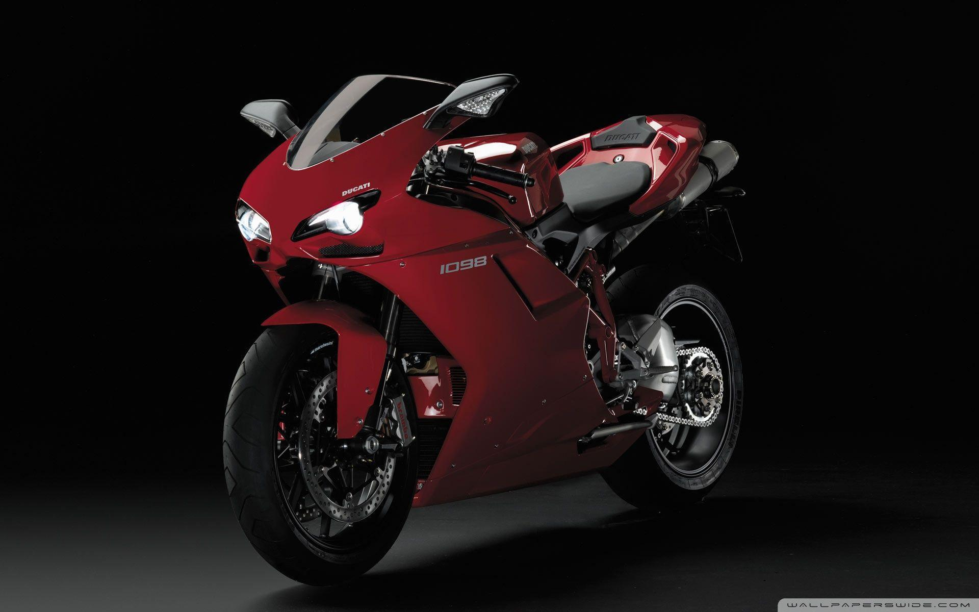 Ducati Streetfighter Iphone Wallpaper