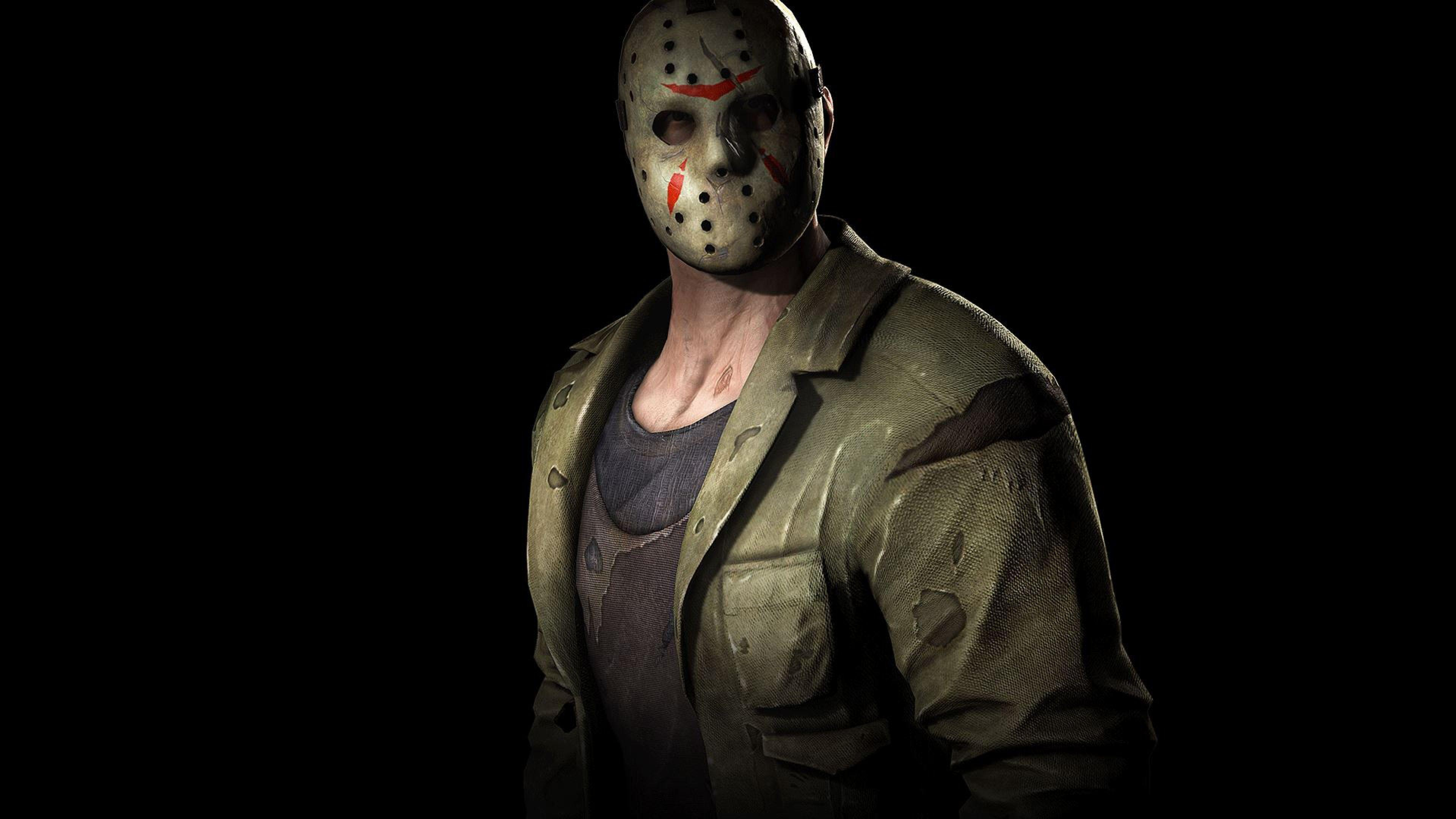 Jason Voorhees Friday The 13th Wallpapers Wallpaper Cave