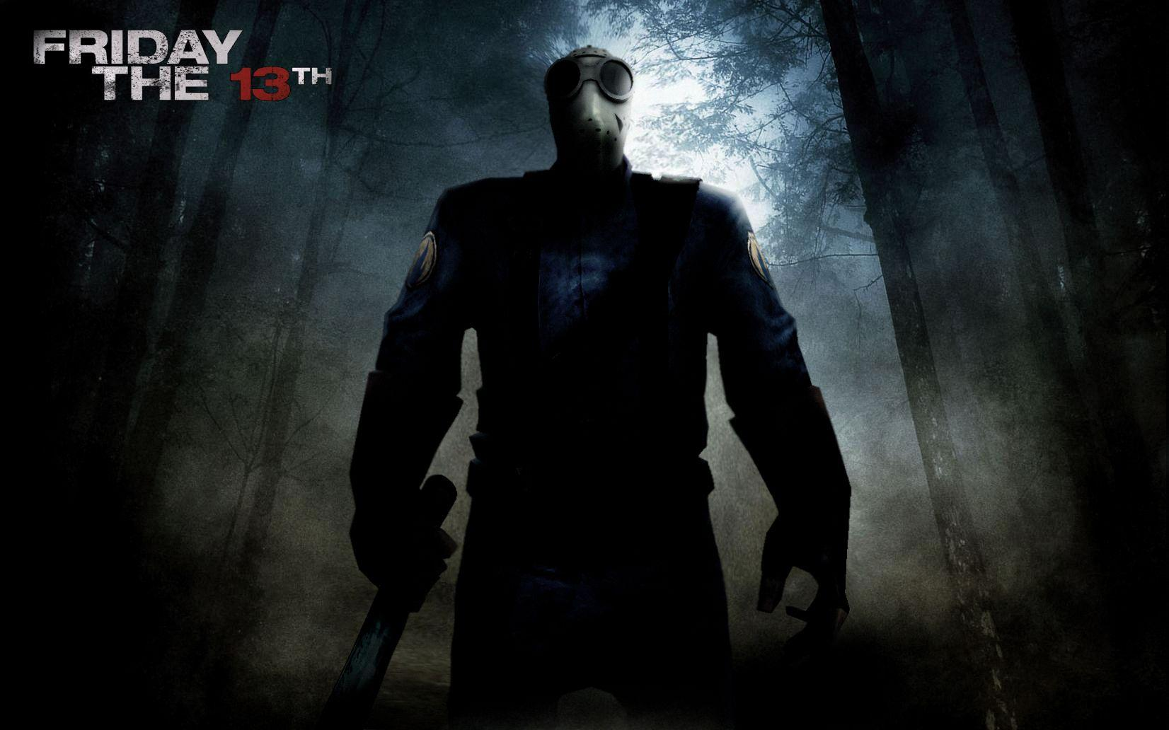 Jason Wallpapers Friday 13th, PC 42 Jason Friday 13th Image, NM.CP
