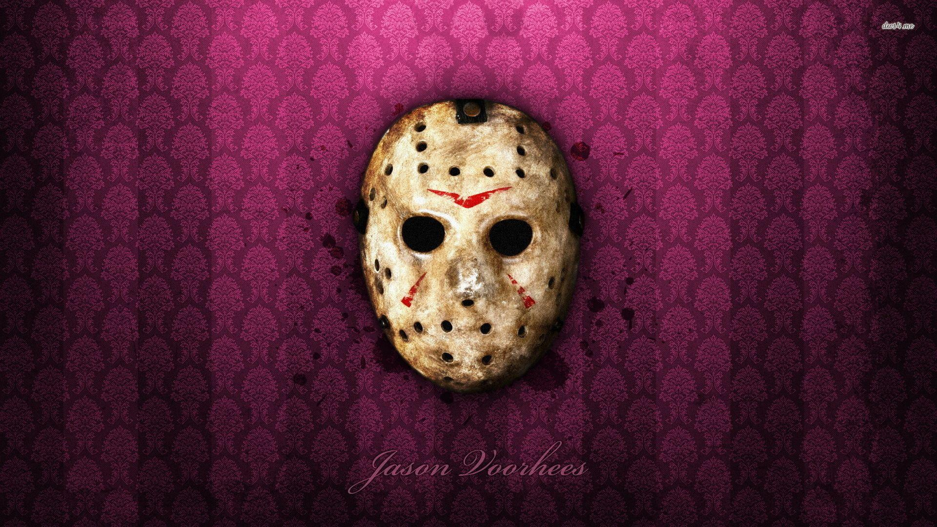 43454 jason voorhees mask friday the 13th 1920x1080 movie