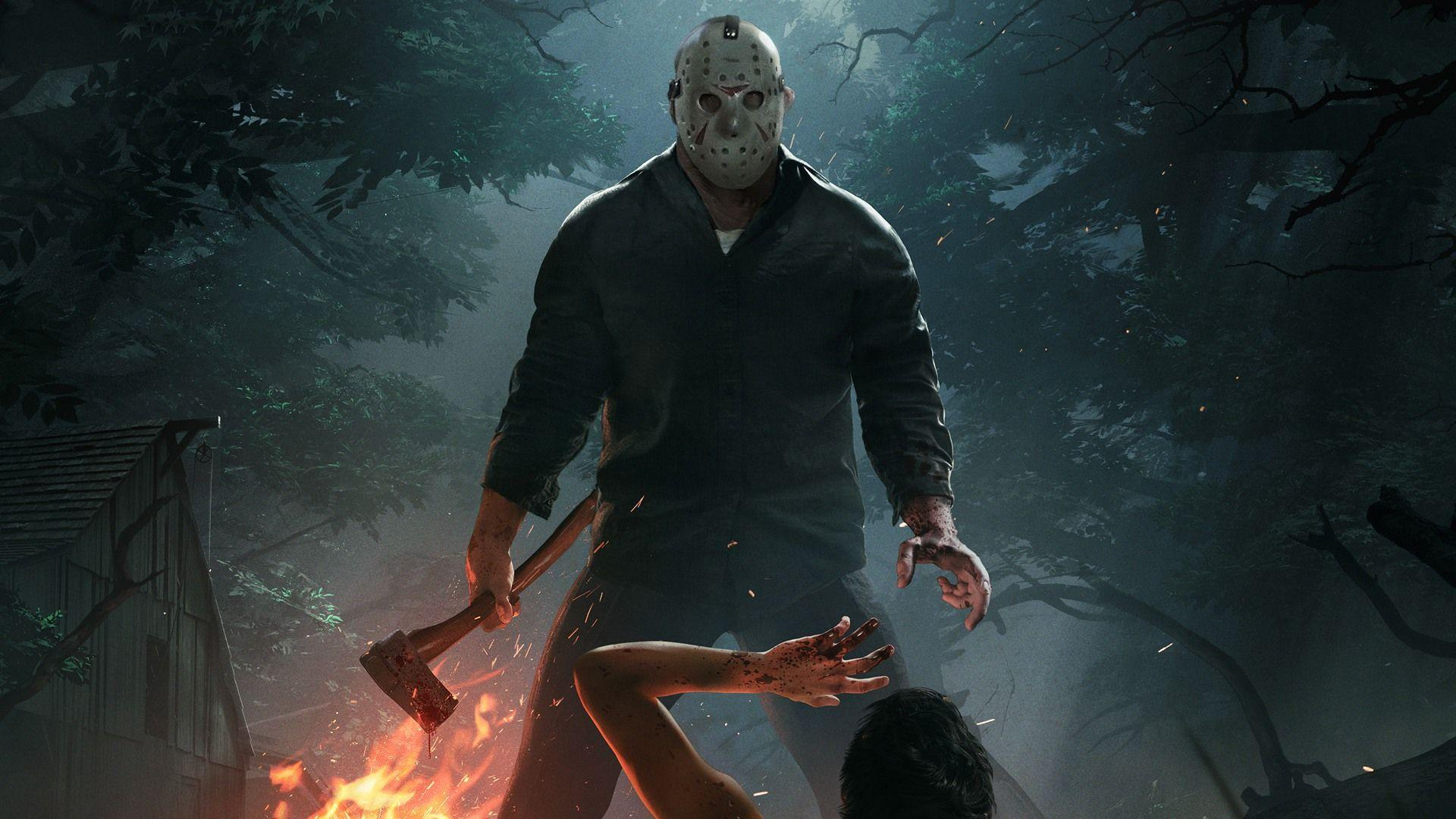 Jason Voorhees Friday the 13th the G... Wallpapers