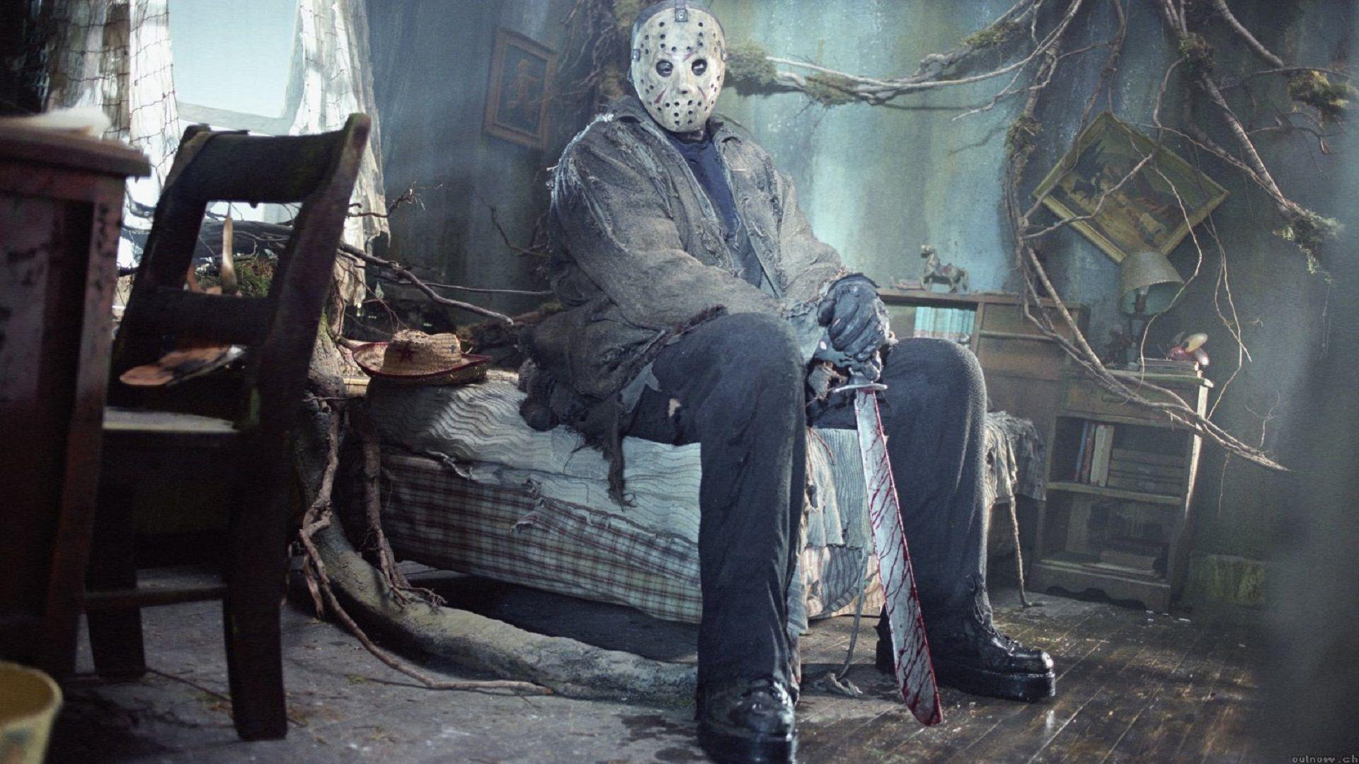 ZHongyaoDQT Graphics: Friday The 13th Wallpapers, by Stacia Kuhns