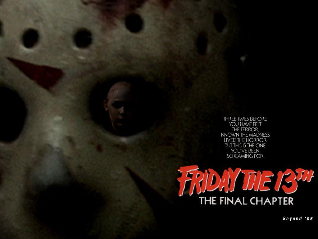 80s Horror image Friday the 13th: The Final Chapter HD wallpapers
