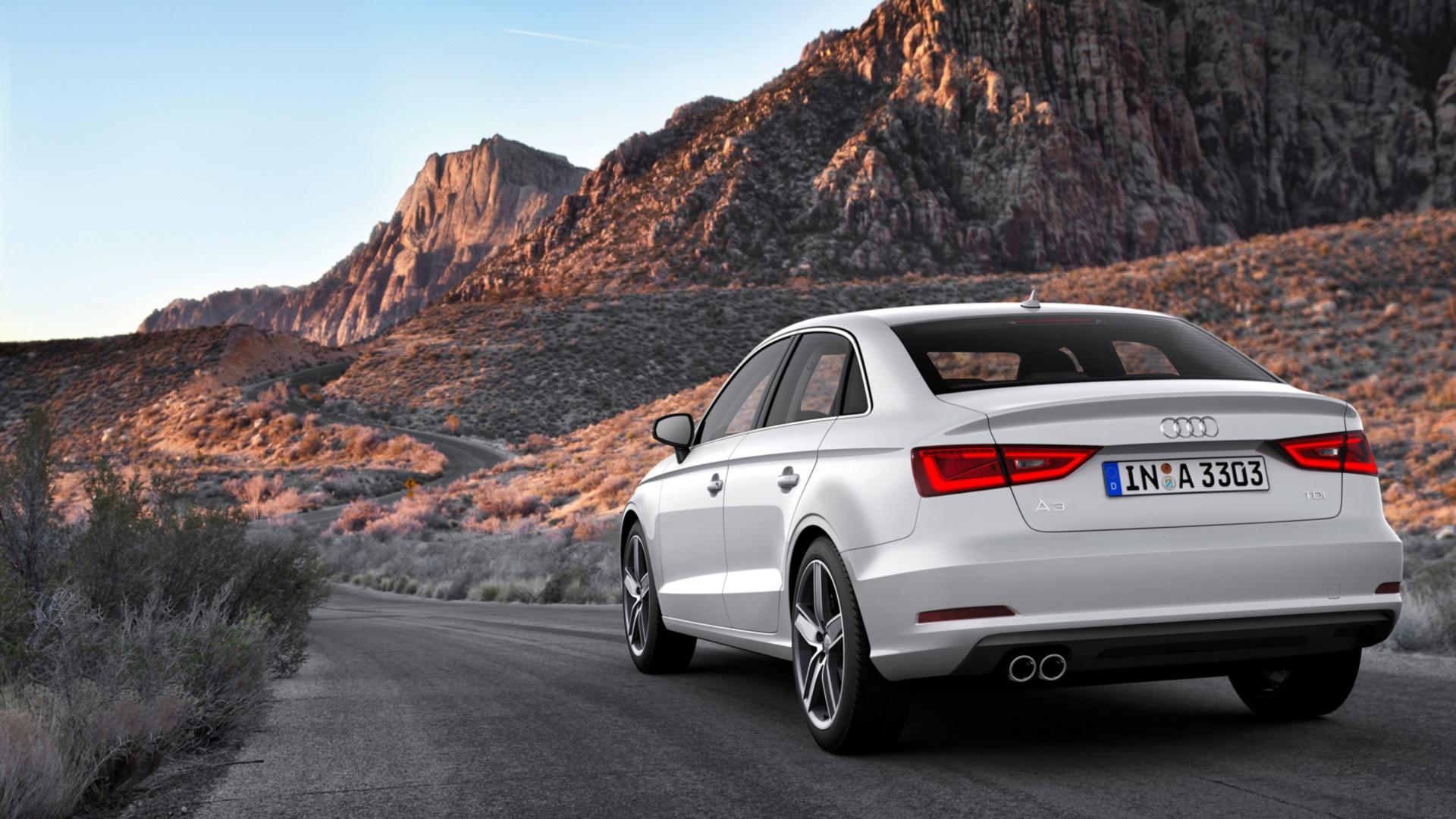 2015 Audi A3 Wallpapers HD Download