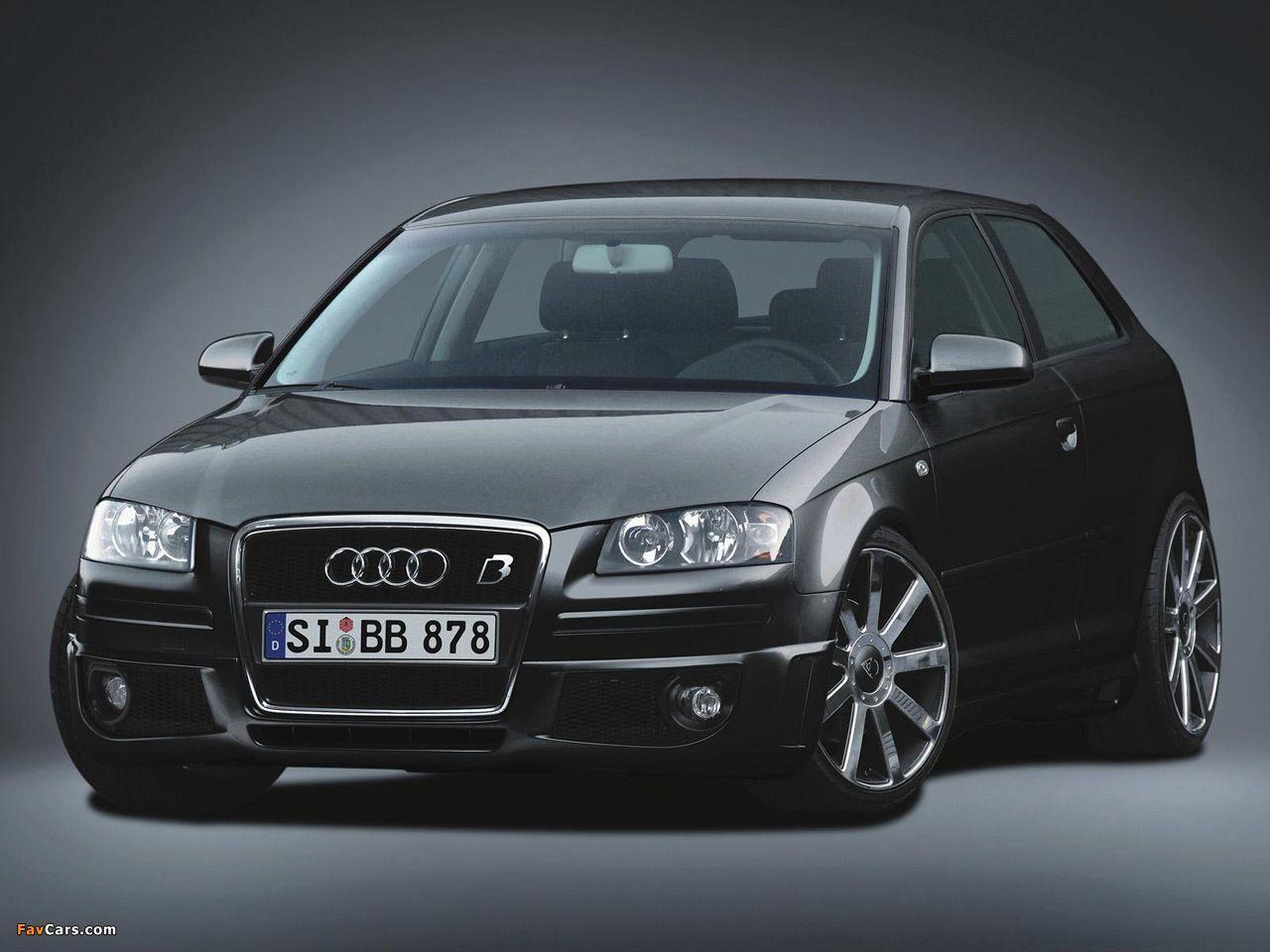 Audi A3 8P wallpapers