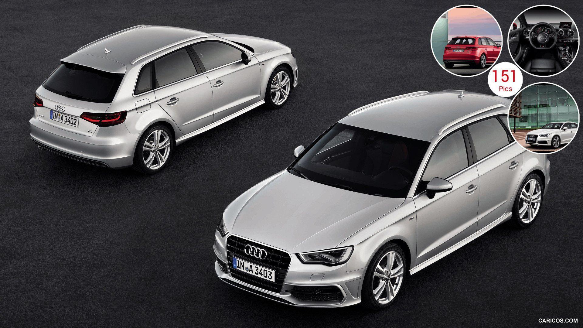 2013 Audi A3 Hatchback Wallpaper | Wide Wallpaper Collections