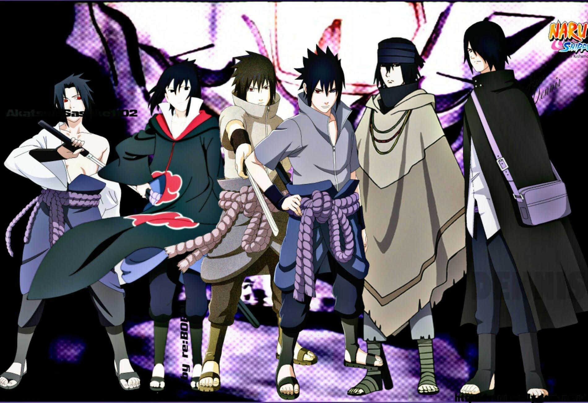 Sasuke The Last Wallpapers Wallpaper Cave