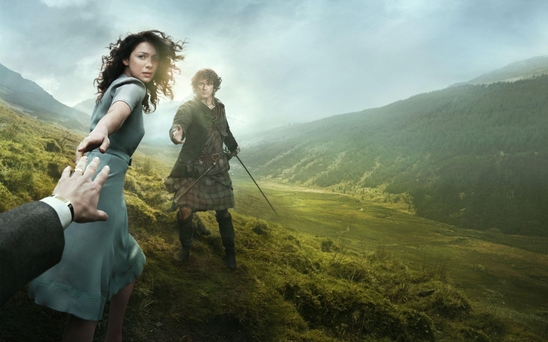 Outlander Zoom Background