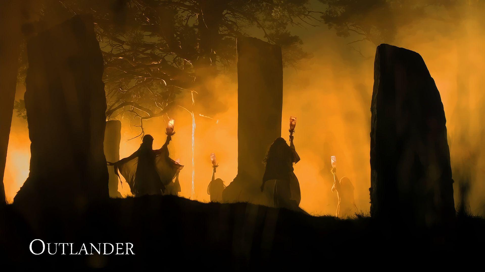 Outlander Zoom Background 2