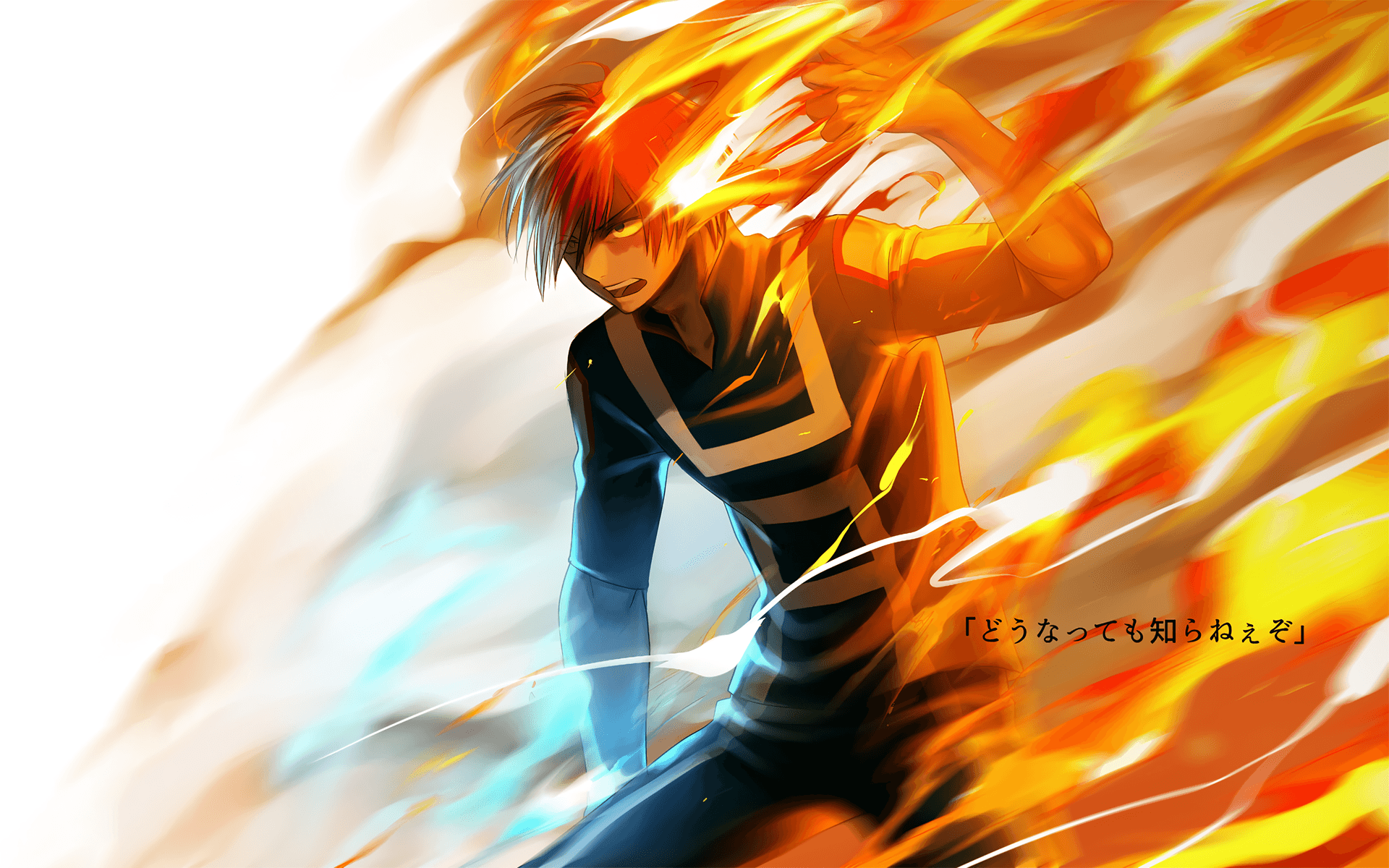 Shoto Todoroki Wallpapers Wallpaper Cave
