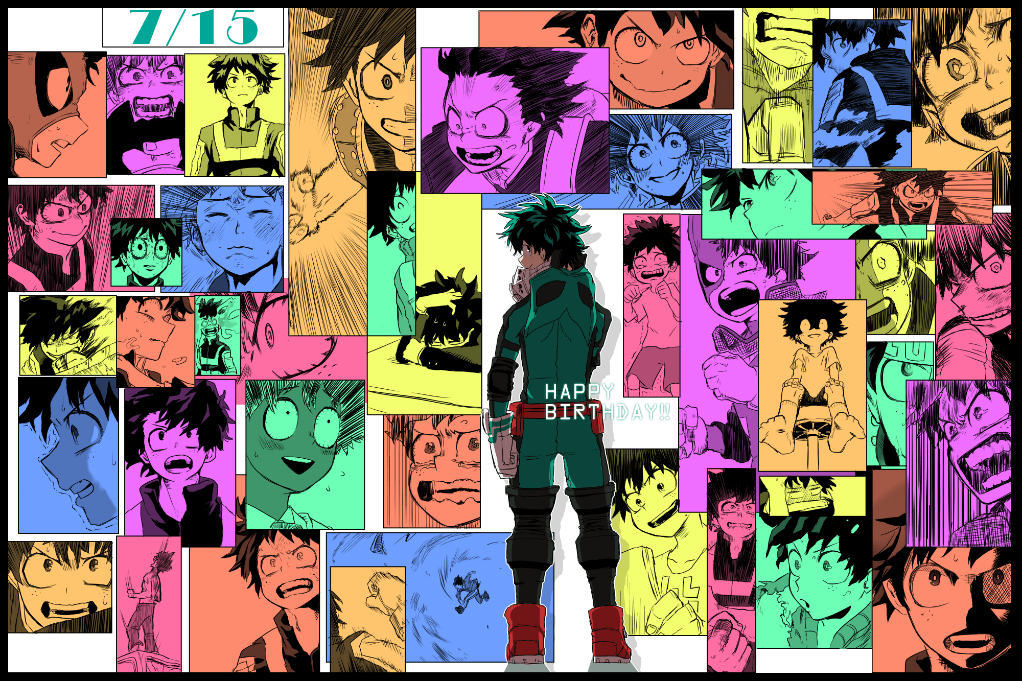 Boku No Hero Academia Wallpapers Wallpaper Cave