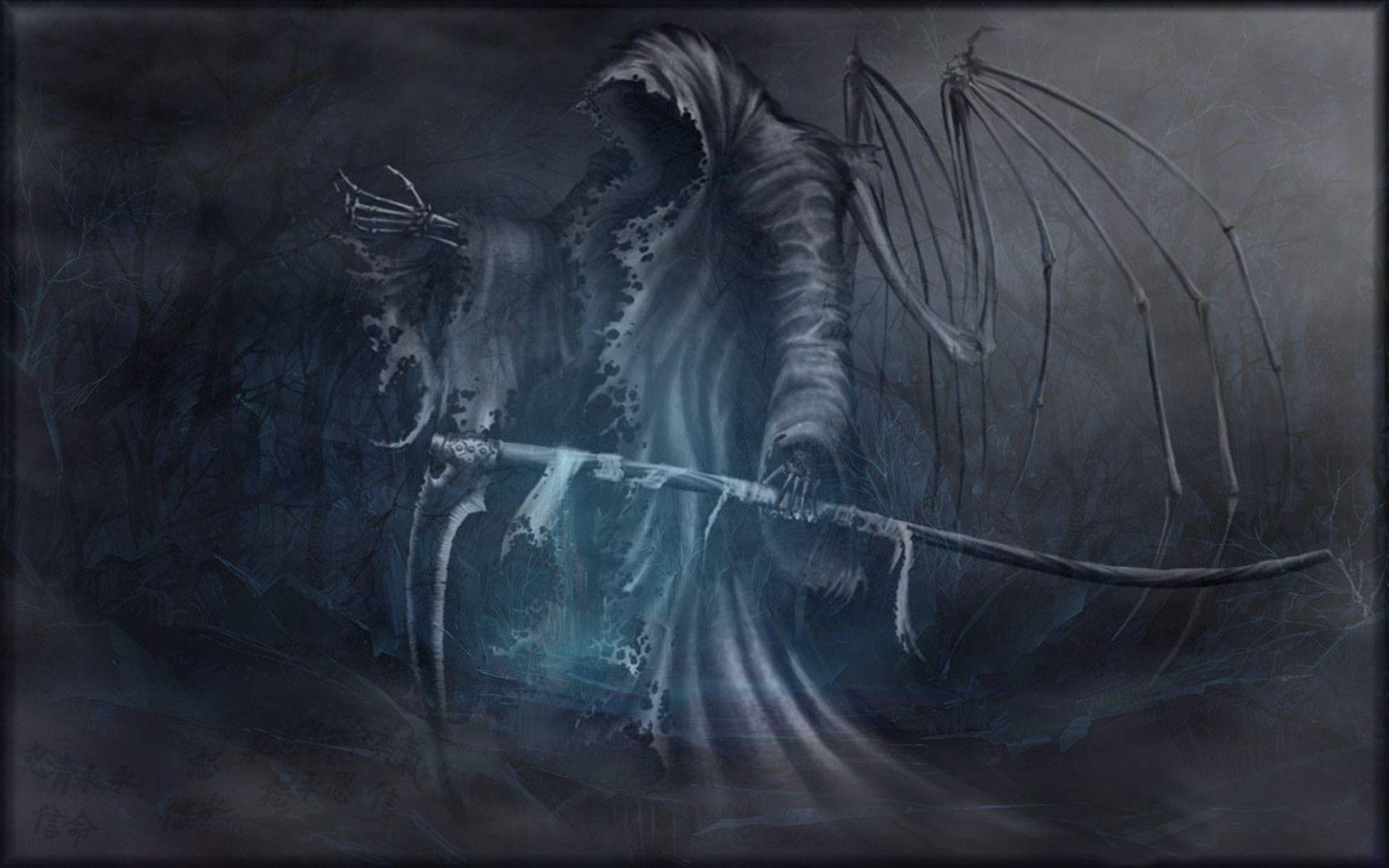 Angel Of Death Wallpapers - Wallpaper Cave