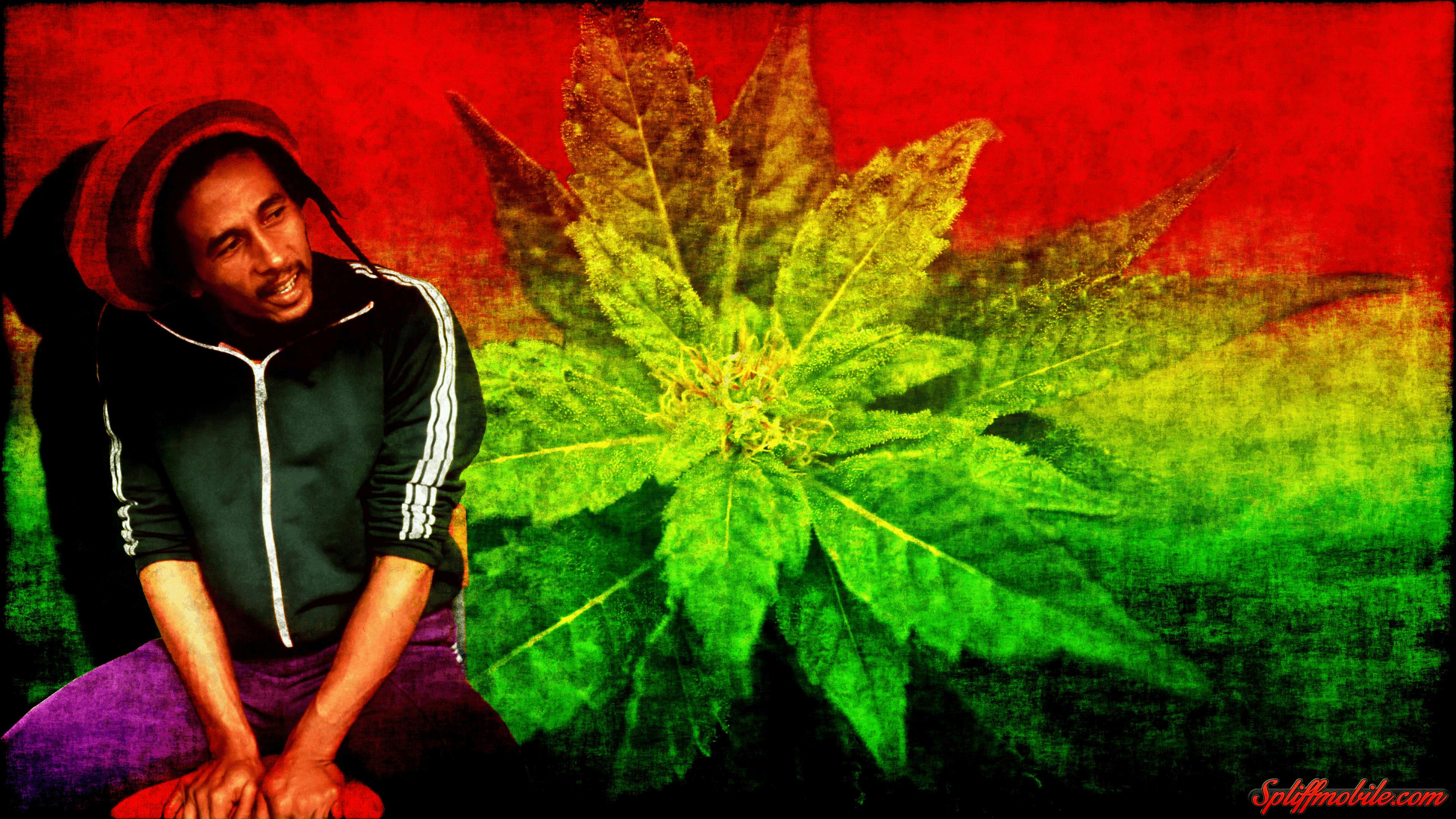 Download HD Bob Marley Wallpapers