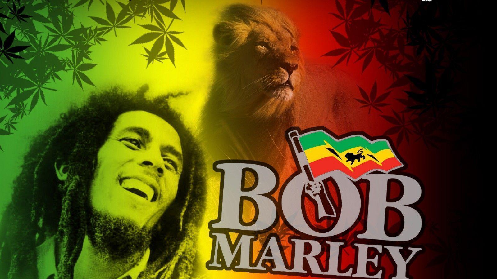 Wallpaper Of Bob Marley
