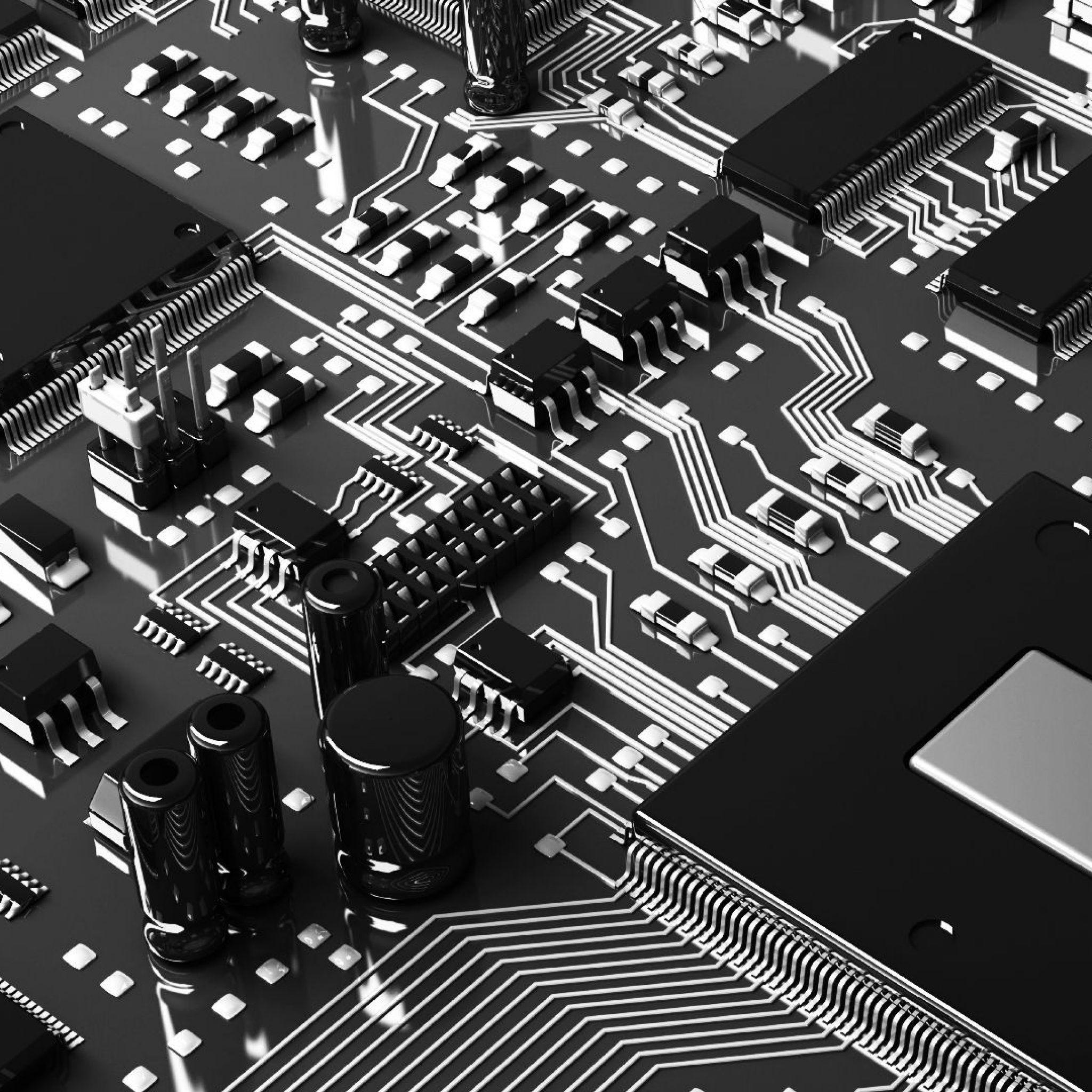 Motherboard iPad 1 & 2 Wallpaper | ID: 35121
