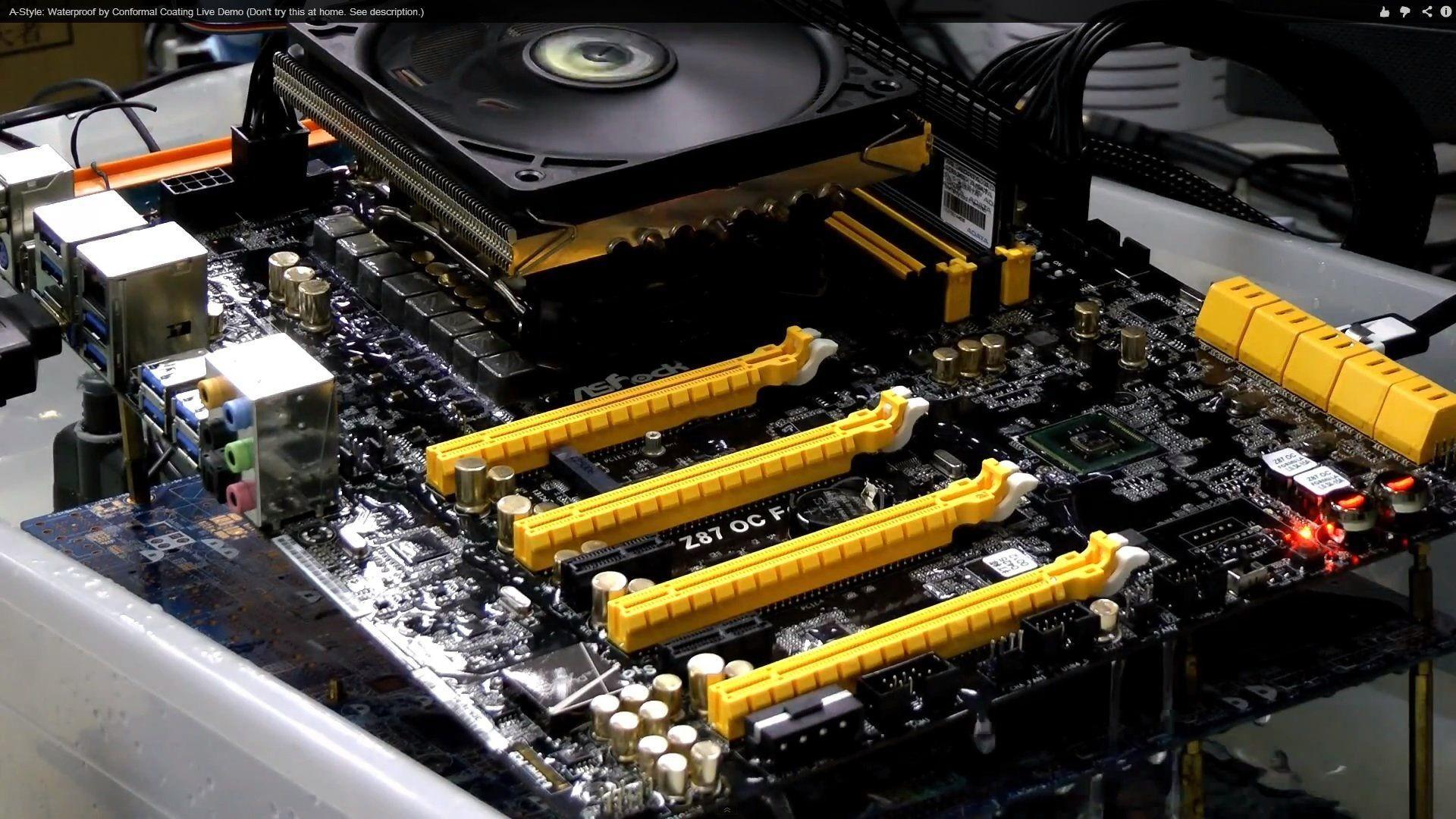 Motherboard Wallpaper – Free wallpaper download