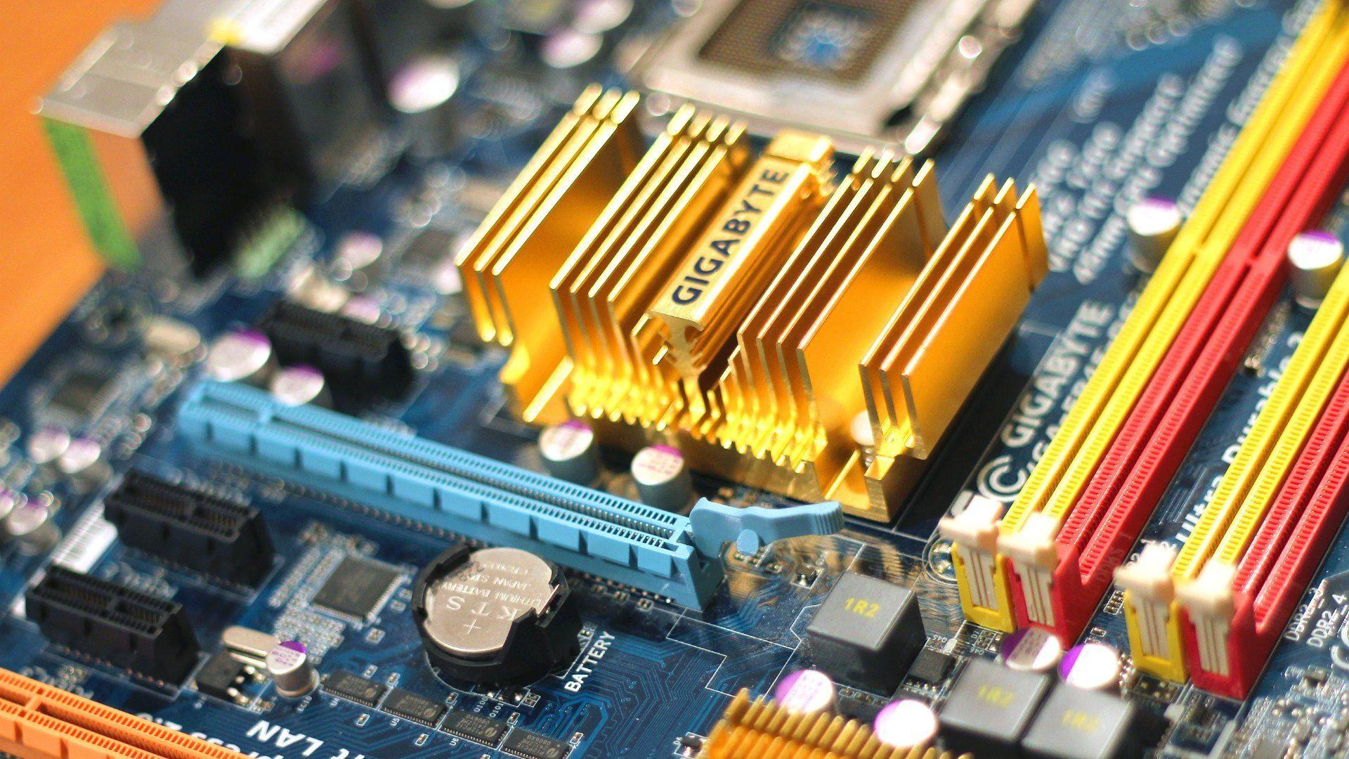 Motherboard Wallpapers · 4K HD Desktop Backgrounds Phone Images