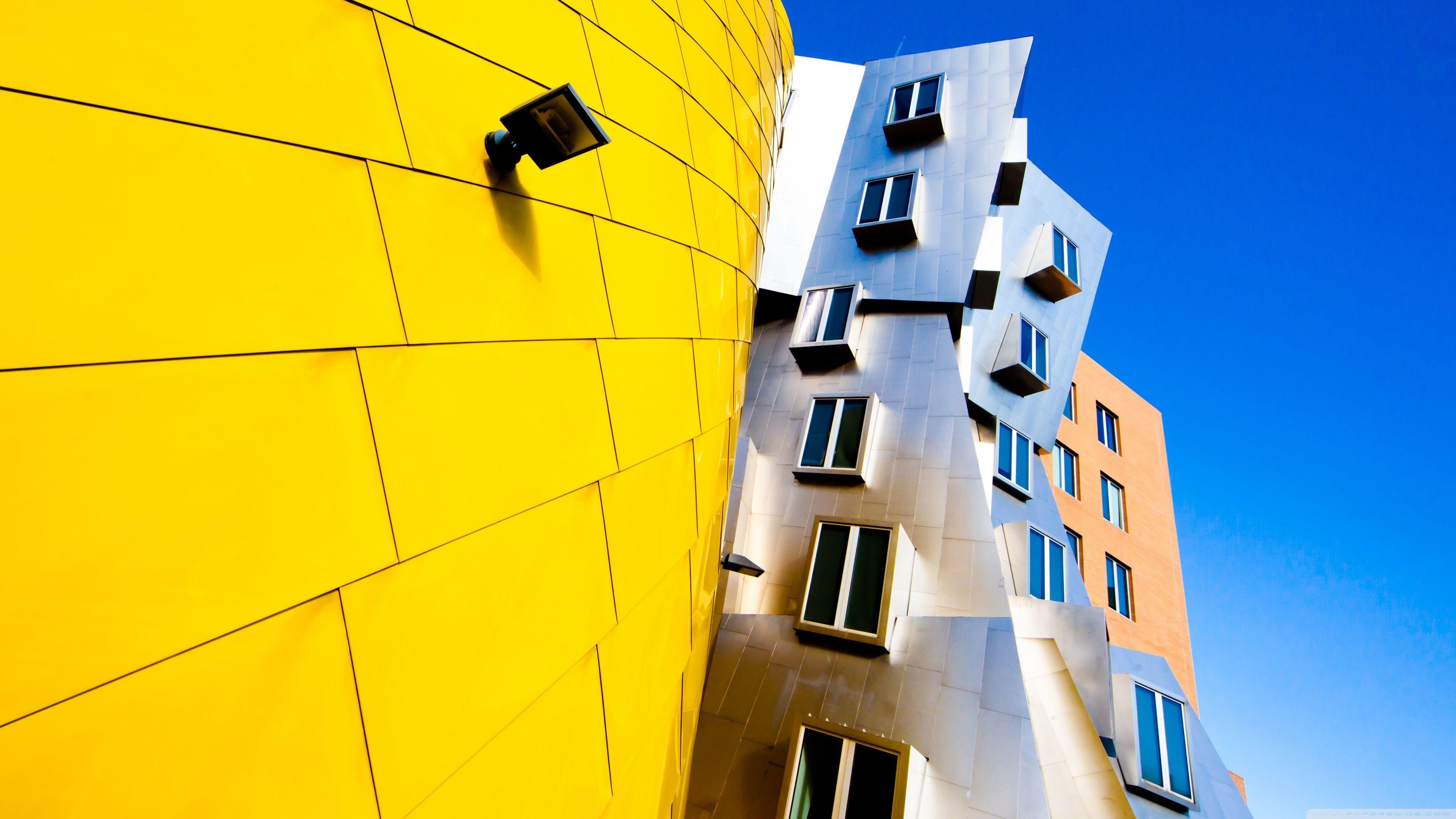 Frank Gehry Architecture HD desktop wallpaper : Widescreen : High ...