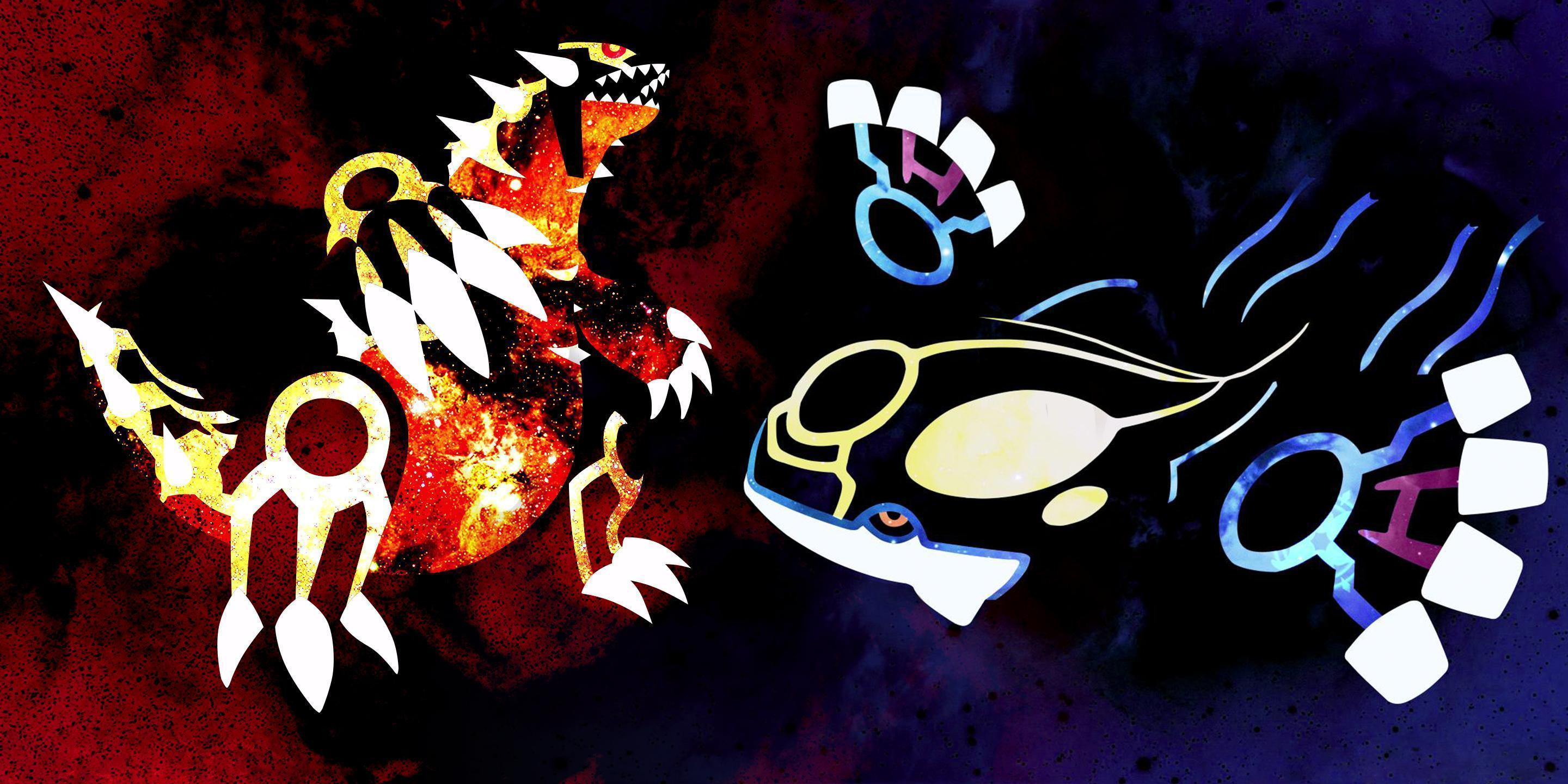 28 Kyogre (Pokémon) HD Wallpapers | Background Images - Wallpaper Abyss