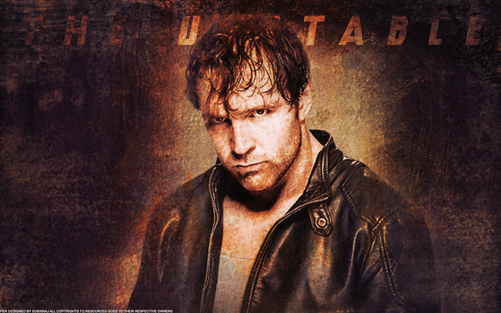 WWE Dean Ambrose Wallpapers HD Pictures – One HD Wallpapers Pictures